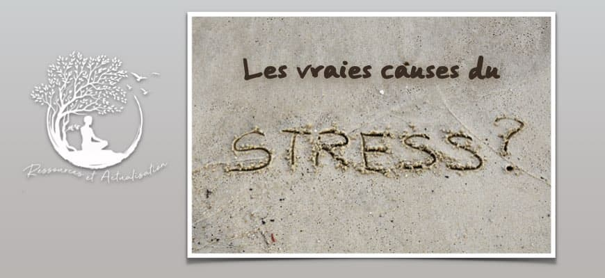 Les causes du stress